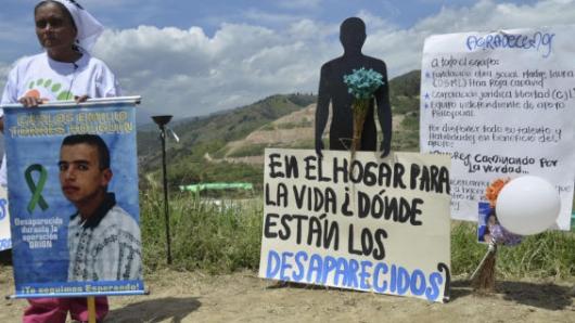 Medellín: Lo que hicieron y dejaron de hacer en la Comuna 13 - desaparecidos