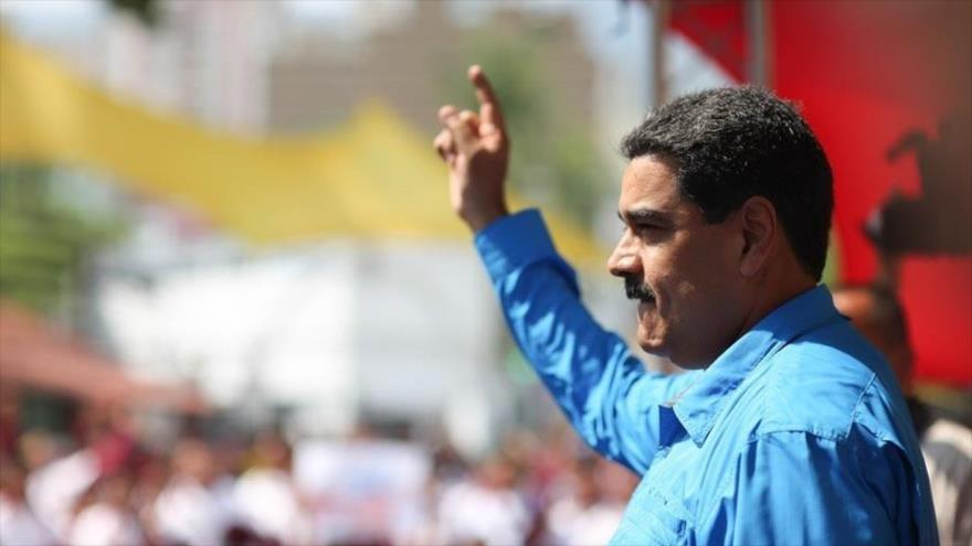 Maduro plantea a oposición establecer mesa permanente de diálogo - maduro