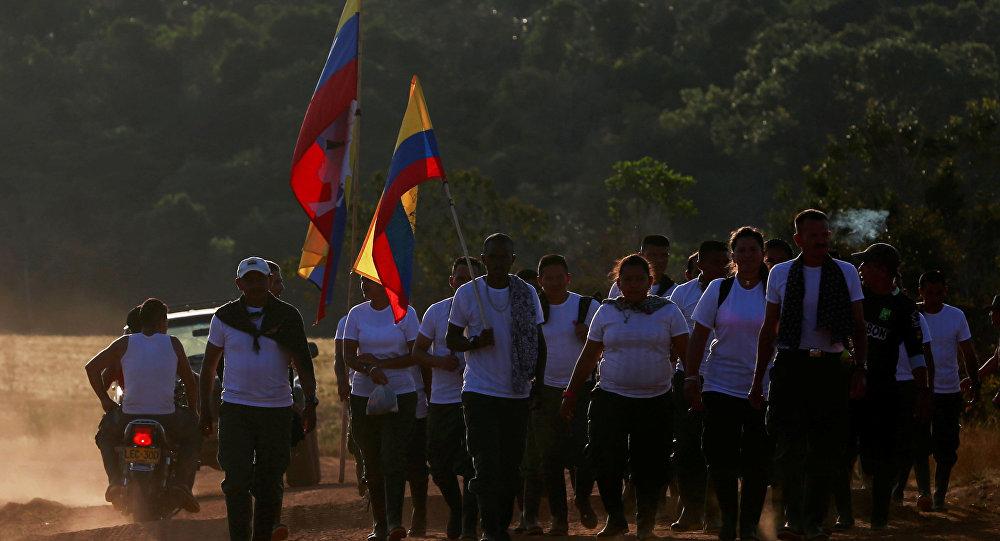 FARC reafirma su compromiso con la reincorporación y la paz de Colombia - farc-1