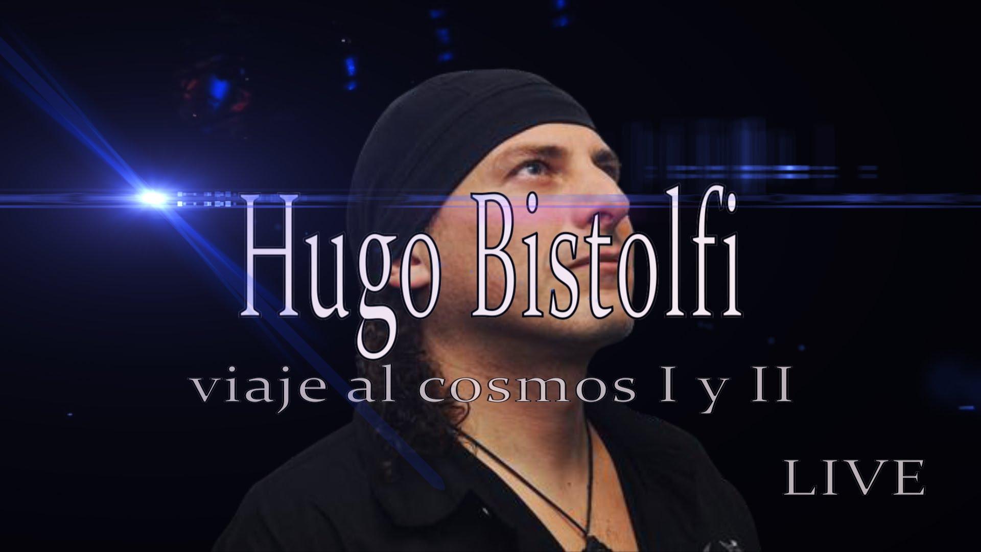 HUGO BISTOLFI NUEVO ÁLBUM VIAJE AL COSMOS II y ARTE DE TAPA - hugo34