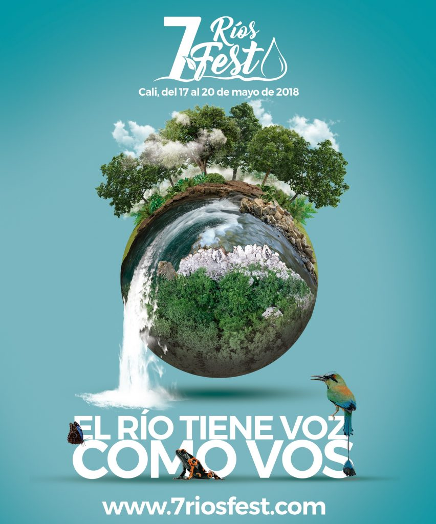 Del 17 al 20 de Mayo Cali se viste de Ríos - Afiche-copia-852x1024