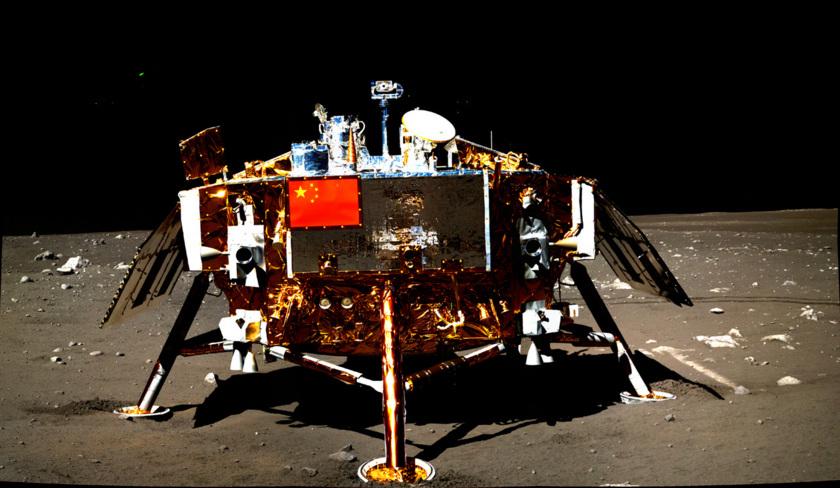 China lanza un satélite que enlazaría las comunicaciones entre la Tierra y la sonda lunar Change-4 - la-sonda-lunar-Change-4
