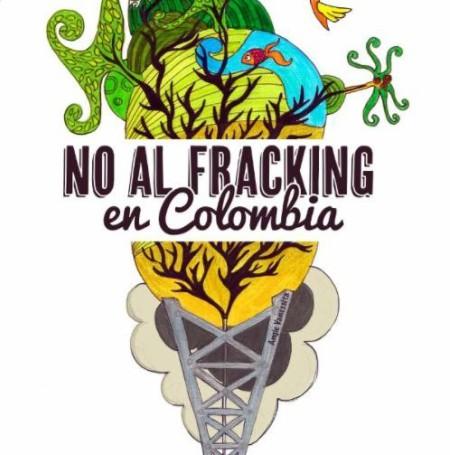 El gran daño del 'fracking' a Colombia - noalfracking