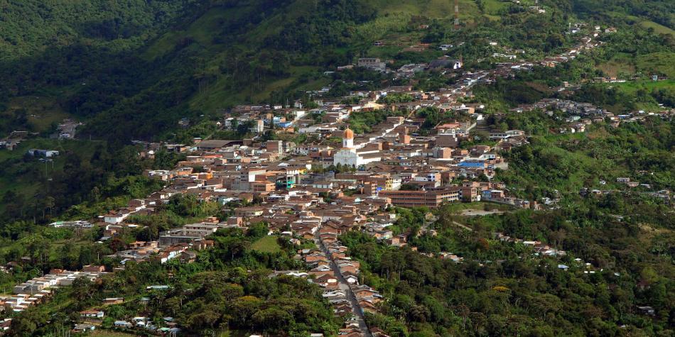 No para la violencia en Ituango - ituango