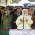 Argelia gobernada por un cadáver. Bouteflika pretende presentarse a las elecciones presidenciales del 2019 - Funeral-por-Ben-Bella.-150x150