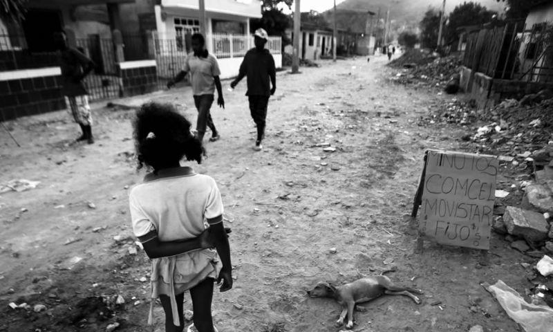 Colombia camina en la cuerda del Estado fallido - pobreza-colombia