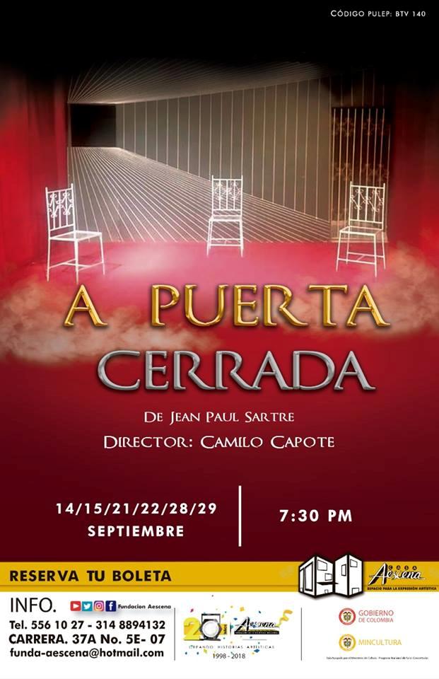 TEMPORADA TEATRAL EN FUNDACIÓN AESCENA - teatro-2