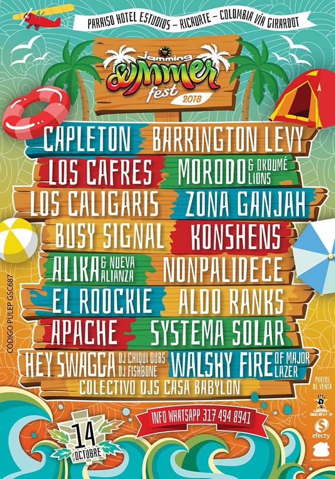 JAMMING SUMMER FEST 2018 - 2-2