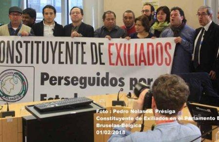 Exiliados colombianos rechazan posibles modificaciones a la JEP - 1-exiliados-colombianos-04_1_
