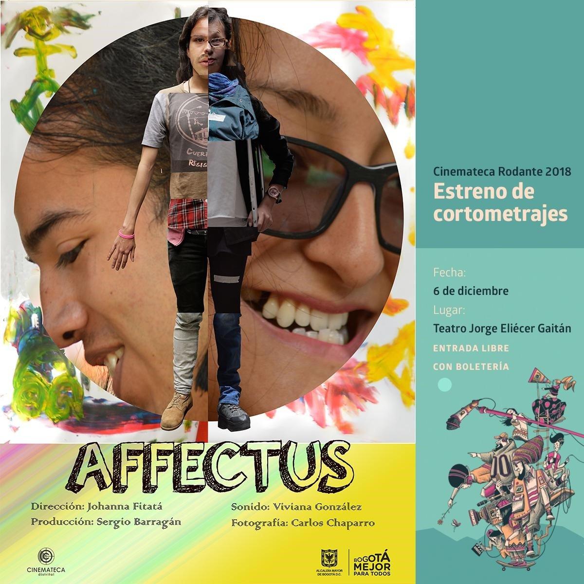 Conozca las historias bogotanas que estrena Cinemateca Rodante - 5-8