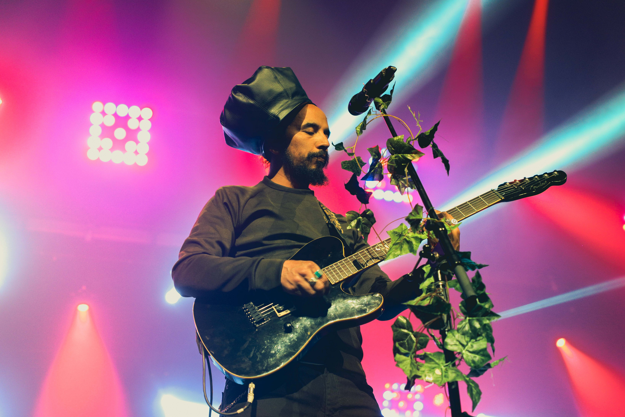 Alerta, reggae, cumbia, ritmo y Kamarada - 7