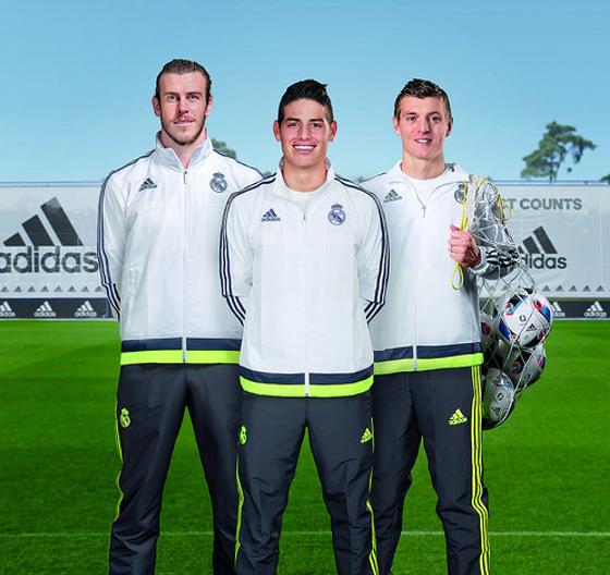 James vuelve a apuntar al Madrid - Sin-título