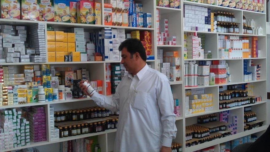 Irán denuncia silencio de la ONU ante sanciones médicas de EEUU - Un-farmacéutico