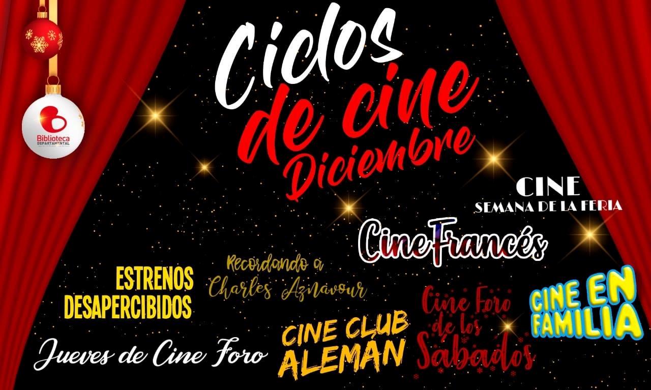 Ciclos de cine en temporada de diciembre - 6