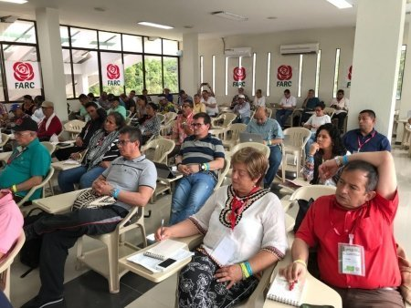 Sin el acceso a la tierra será imposible poner en marcha proyectos productivos para la reincorporación: FARC - duyzwavwwaa99mj_1_