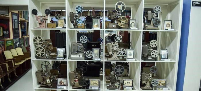 El primer proyector casero de cine - 5