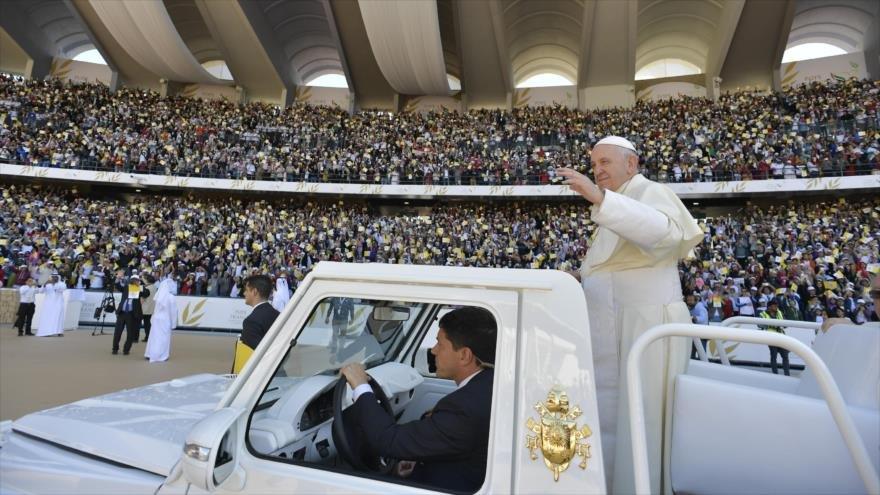 Papa condiciona mediación de Vaticano a acuerdo Maduro-oposición - 0239397_xl-1