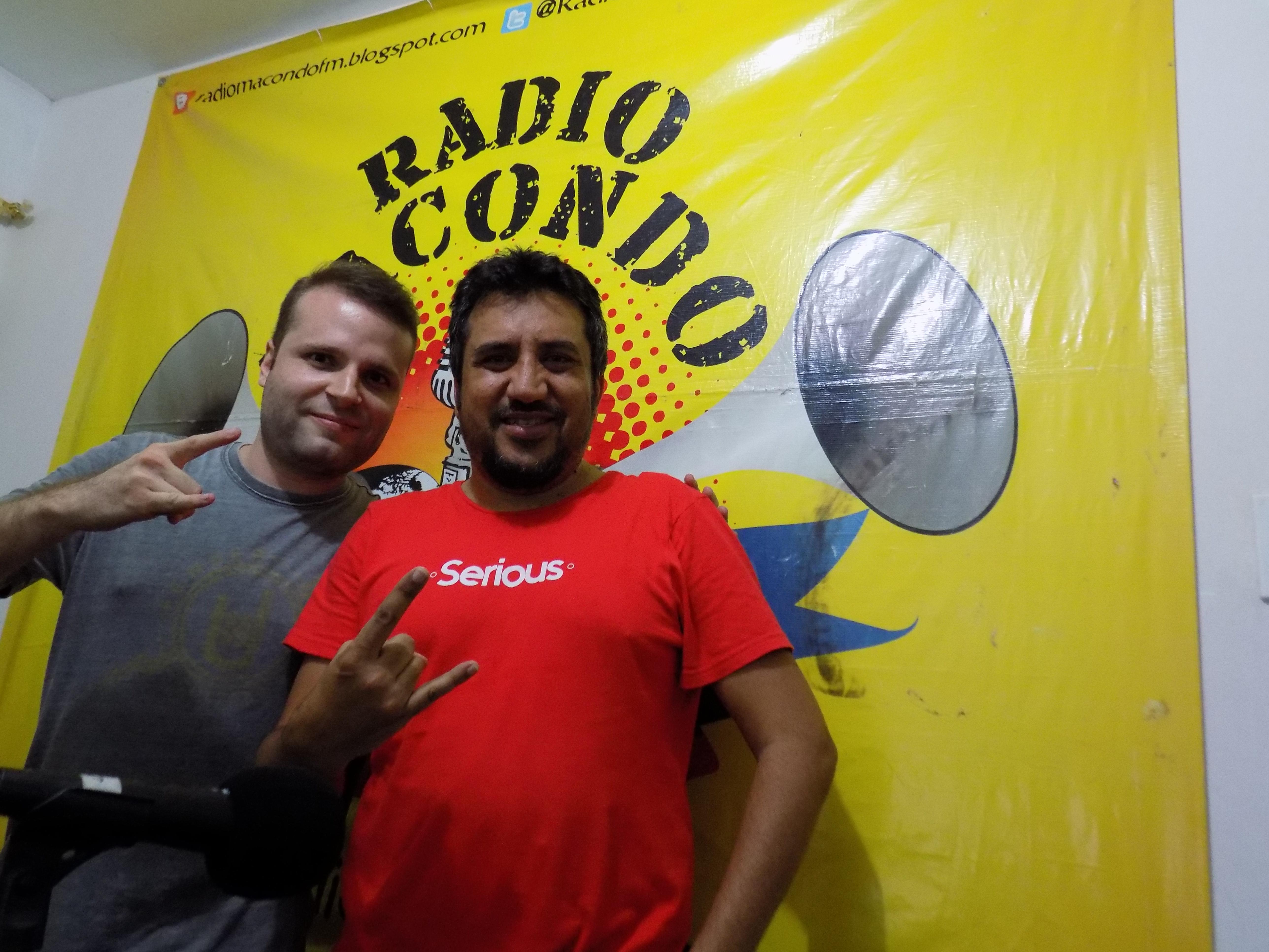 Eduardo Serrano y Lazy Dogs Un productor y su banda - DSCN0023