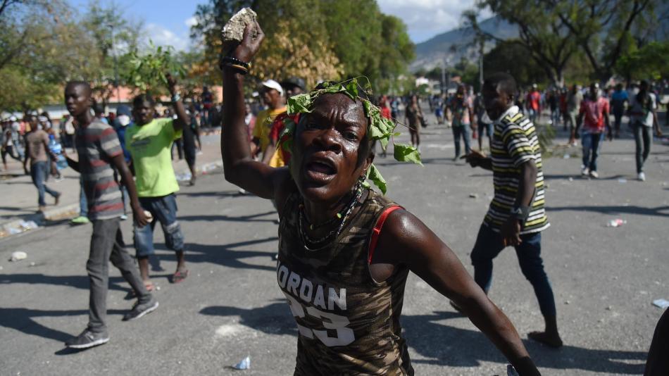 Haití: hambre, represión y muerte que los medios ocultan - Haití