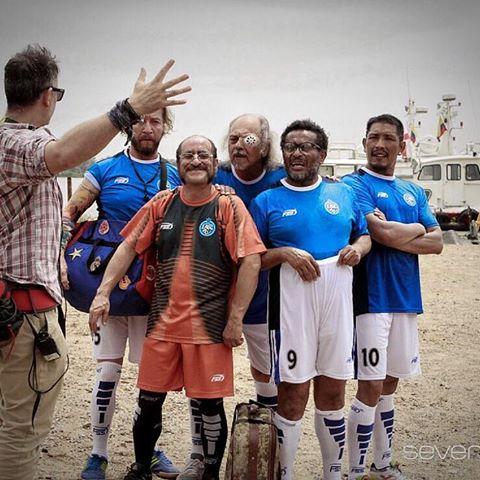 """Colombianos al cine """"Los Ajenos Fútbol Club"""" comedia colombiana en las salas de cine - fyut-3"""
