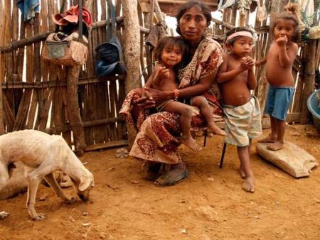 En la Guajira, Colombia, está la crisis humanitaria - guajira-ninos-05-fo-semana_1_