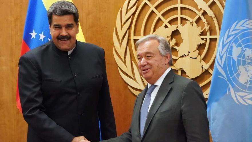 ONU: Época de intervención militar en América Latina ya pasó - maduro-onu