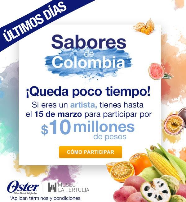"""""""Sabores de Colombia"""" - 19"""