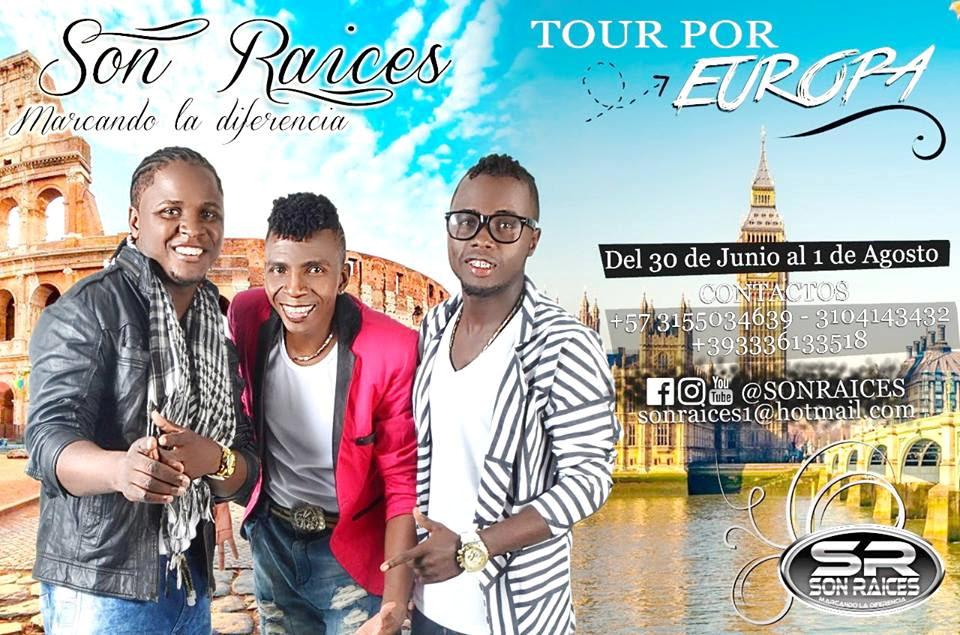 """SON RIACES lanzamiento musical """"LO DEL POBRE ES ROBADO"""" - 2-3"""