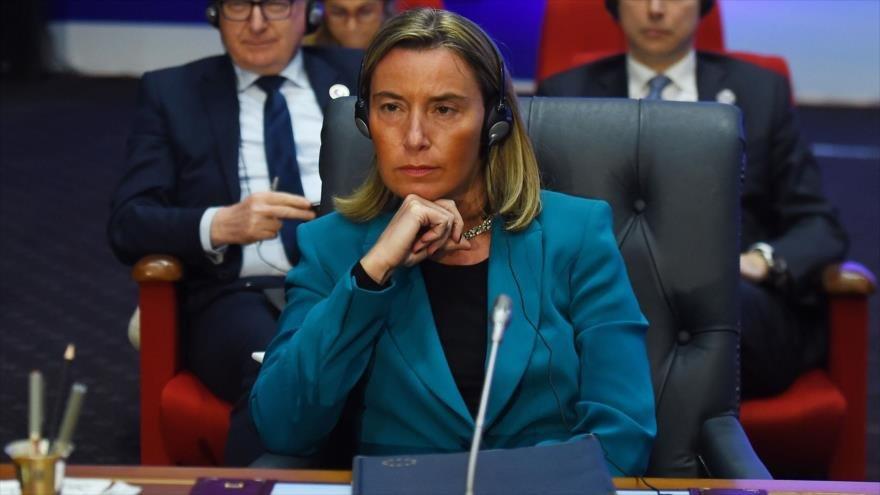 La UE no aceptaría ninguna acción militar contra Venezuela - 23035673_xl