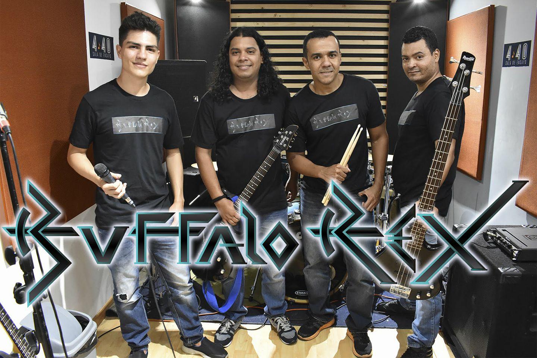 BUFFALO REX ROCK CALEÑO EN PACHICHANIANDO - buffalo