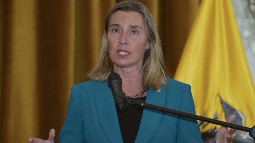 UE a Israel: No se puede modificar fronteras por fuerza militar - 06484727_xl