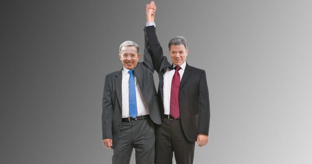 ¿Quién es el bueno y quien el malo? Santos o Uribe - 423764_113930_1-1024x538