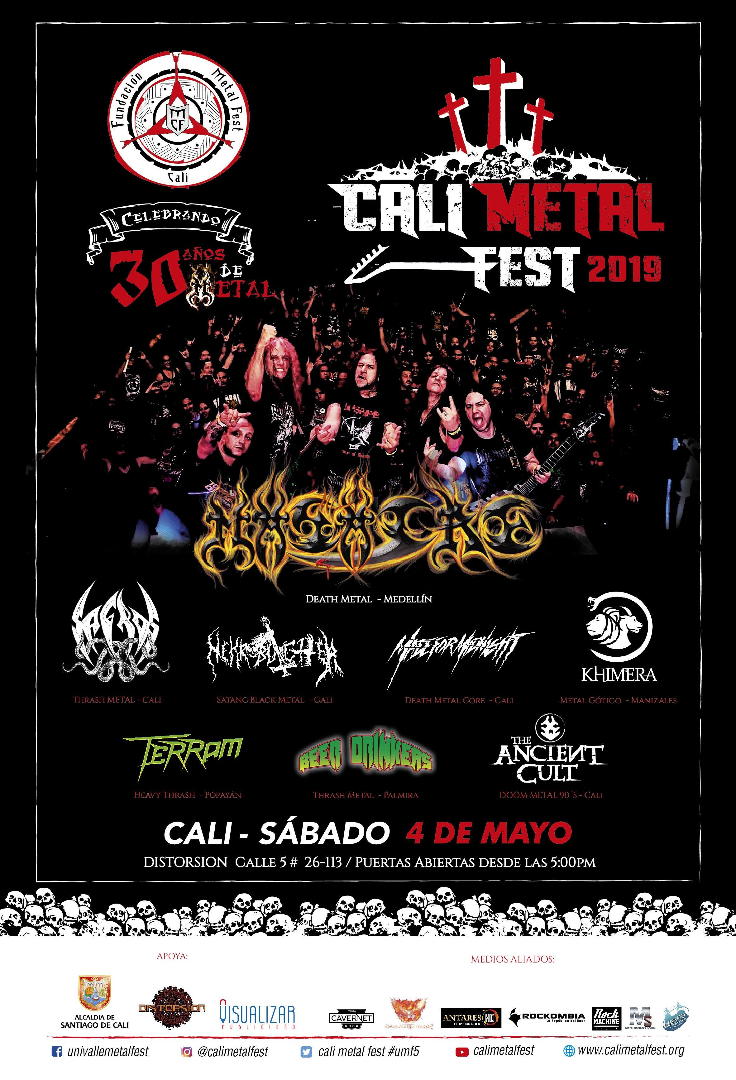 Cali Metal Fest 2019 - Afiche-Festival-Cali-Metal-Fest-01-1