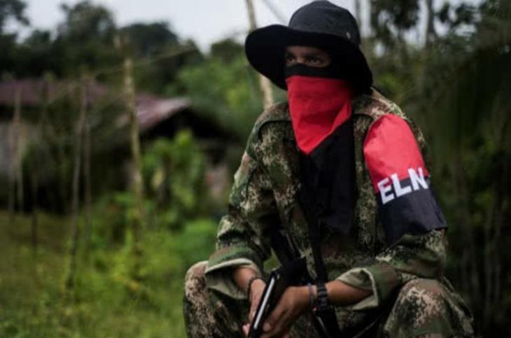 ELN amenaza a miembros del Resguardo Urada-Jiguamiandó - guerrilla-eln-14419-1