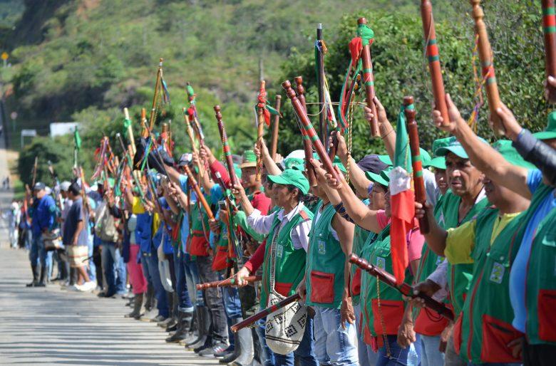 """Minga Social denuncia amenazas a sus voceros y pueblos mediante """"limpieza social"""" - minga"""