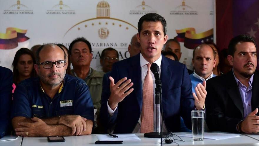 Guaidó saluda una intervención militar extranjera en Venezuela - 05575486_xl