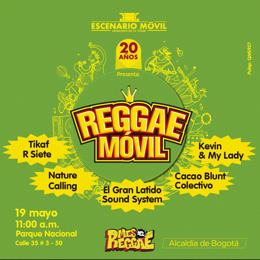 Reggae Móvil - 3-13