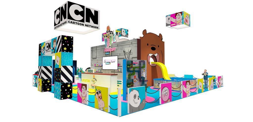 ¡Amantes de la animación! Cartoon Network tendrá sets interactivos en Comic Con Colombia 2019 - 3-31