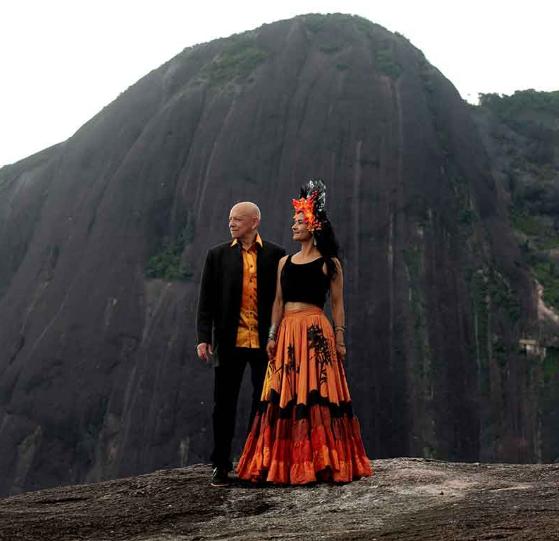 Cimarrón estrena el primer video musical filmado en losCerros de Mavecure - 4-10