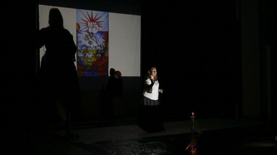 El teatro del espanto y la ternura - Festival-Teatro-Palmira