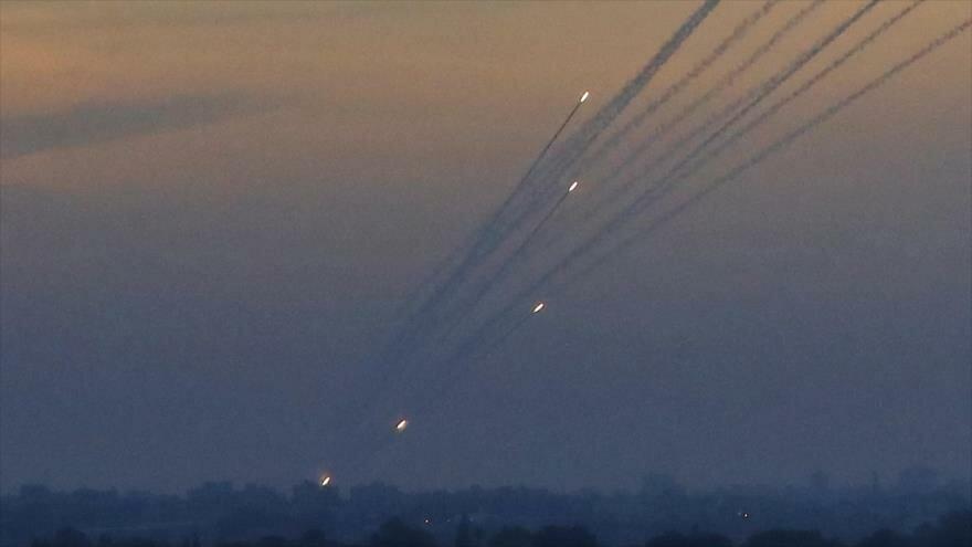"""Informe: Cohetes """"Made in Gaza"""" abruman Cúpula de Hierro israelí - gaza"""