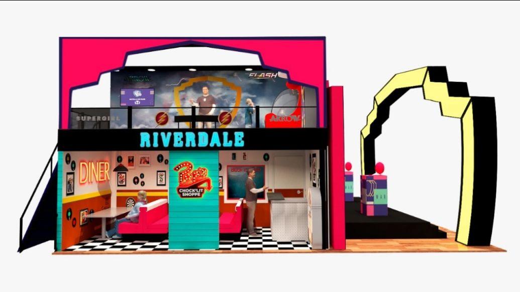 The Big Bang Theory y Riverdale presentes enComic Con Colombia 2019 - 103
