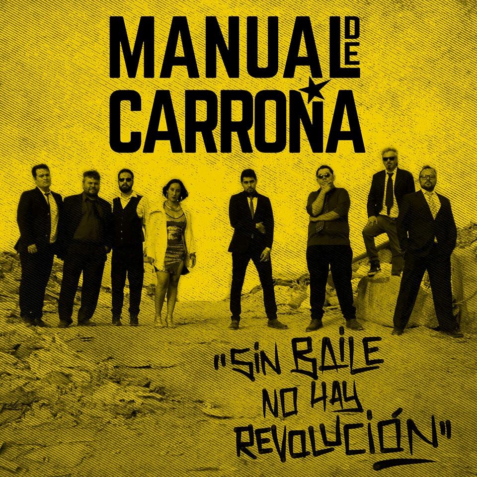 """Sin Baile No hay Revolución"" nos dice Manual De Carroña. - 2x1-14"