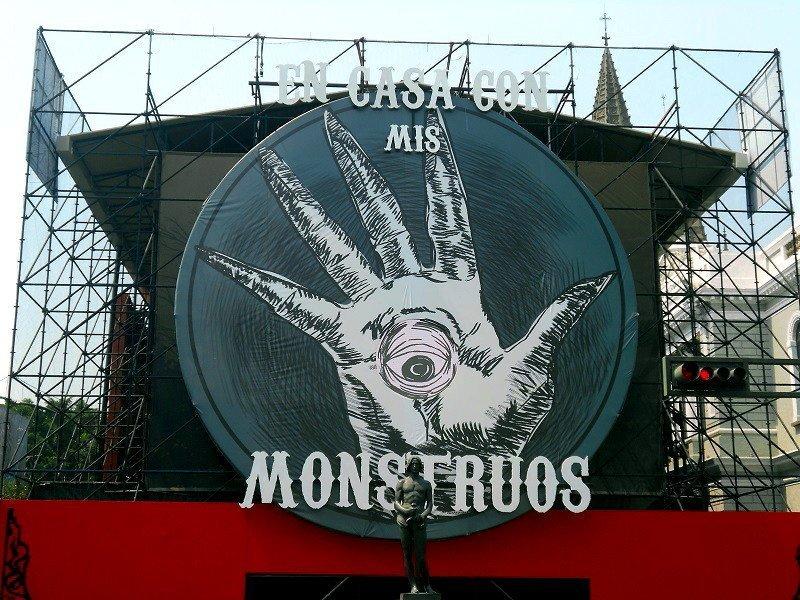Apología del morbo y el sadismo en la casa de los monstruos de Guillermo del Toro - En-Casa-con-mis-Monstruos.-Exposición-de-Guillermo-del-Toro-en-Guadalajara-México-Foto-C.-Urabá.