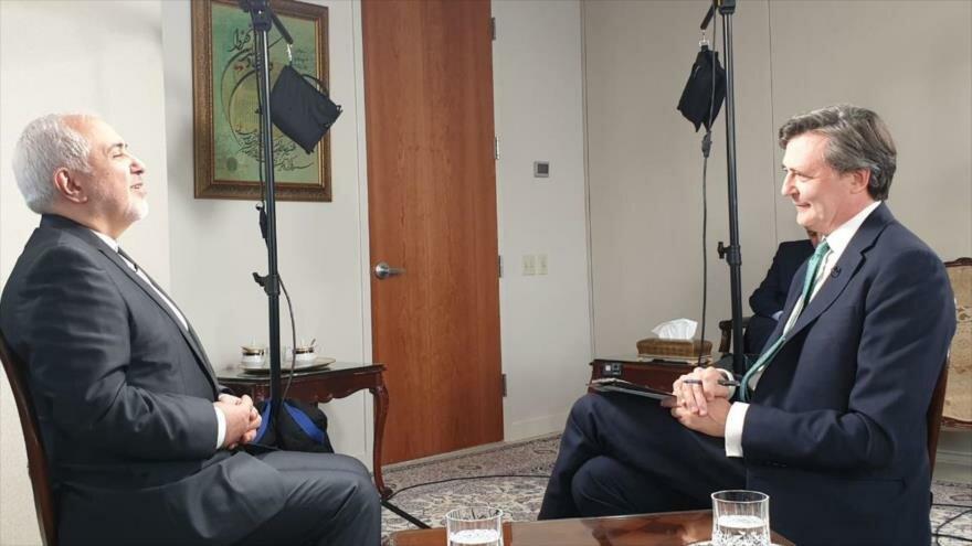 Zarif: Irán nunca negociará un nuevo acuerdo con EEUU - 04541646_xl