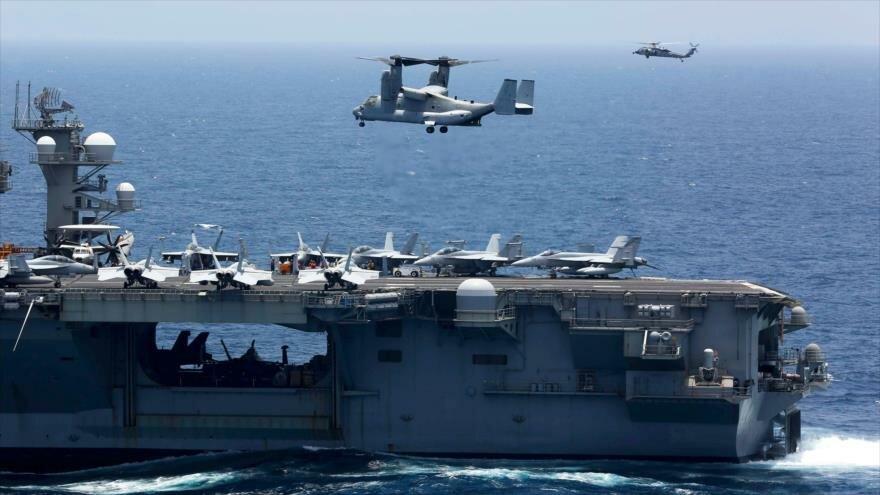 EEUU usa escalada de tensiones con Irán para vender más armas - 05480782_xl