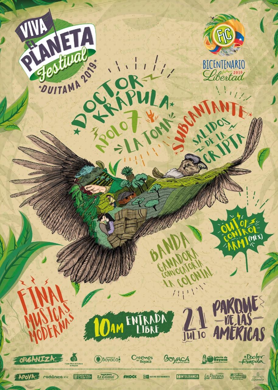 Festival Viva el Planeta Boyacá 2019 - 09-1