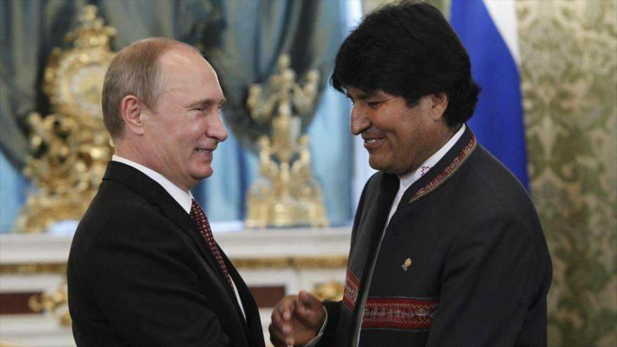 Morales: Rusia garantiza la no intervención de EEUU en A. Latina - 09071796_xl