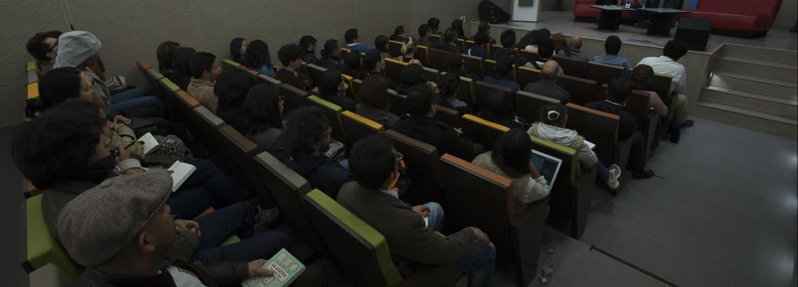 El escritor Andrés Ospina estará en un nuevo Encuentro Distrital de Escrituras Creativas - 11-3