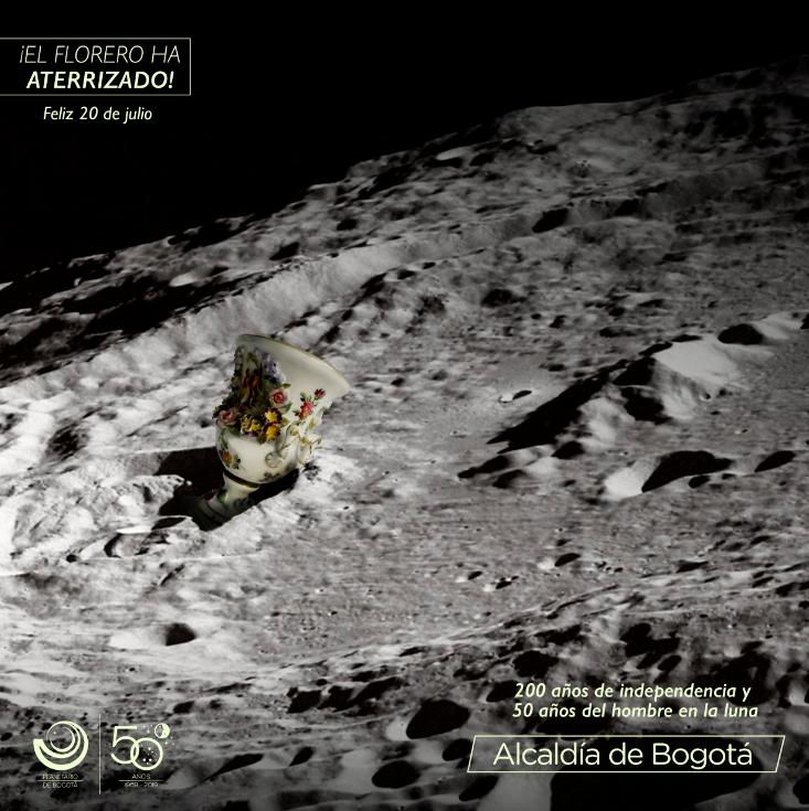 ¡Planetario gratis para celebrar los 50 años del hombre en la Luna! - 15-2-1